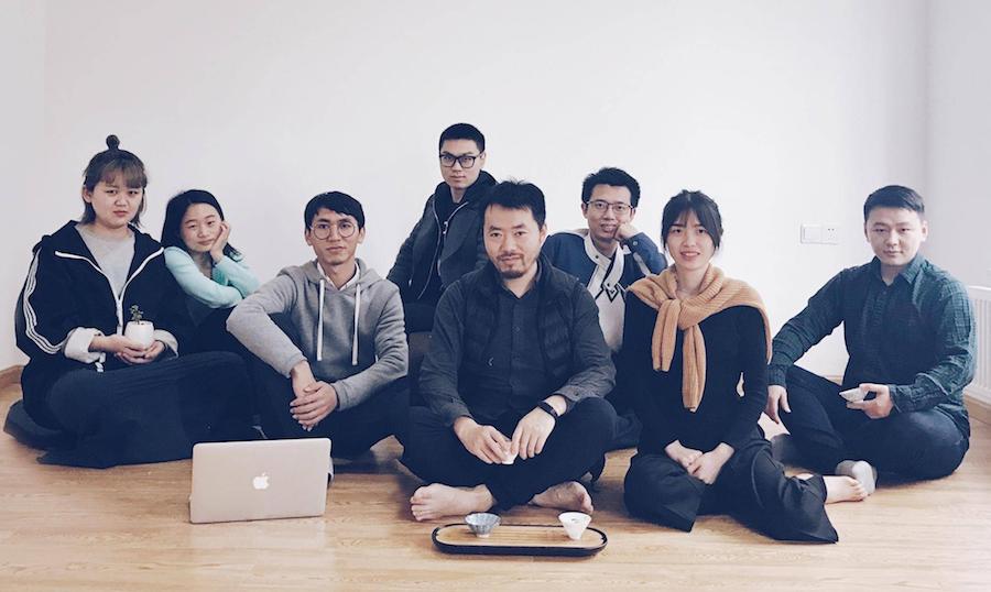 田飞先生和他的团队