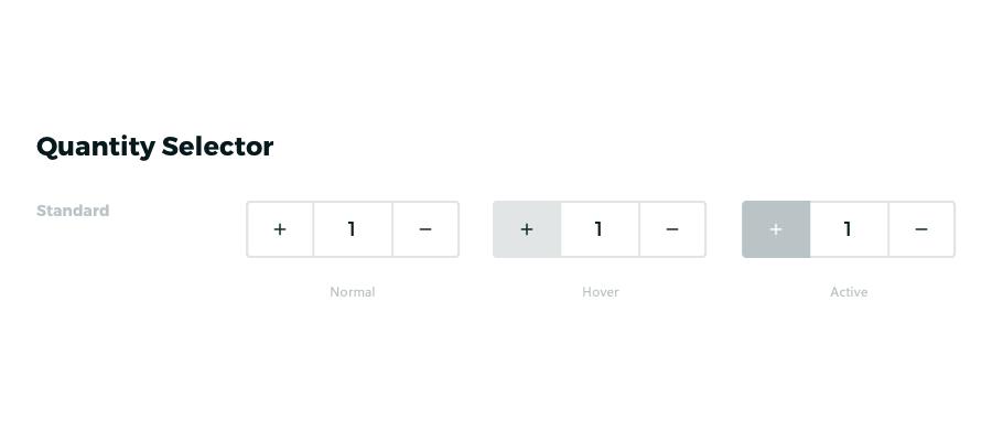 数字步进器设计规范