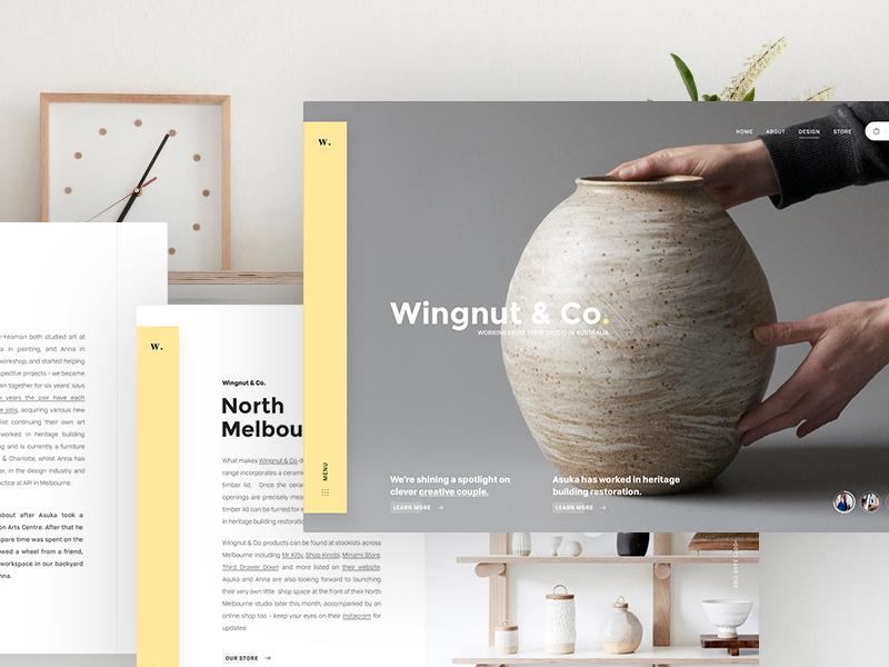 优秀网站设计案列6
