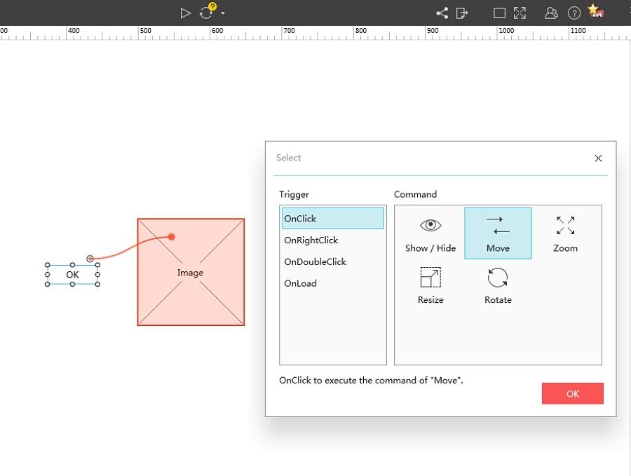 原型工具交互功能对比