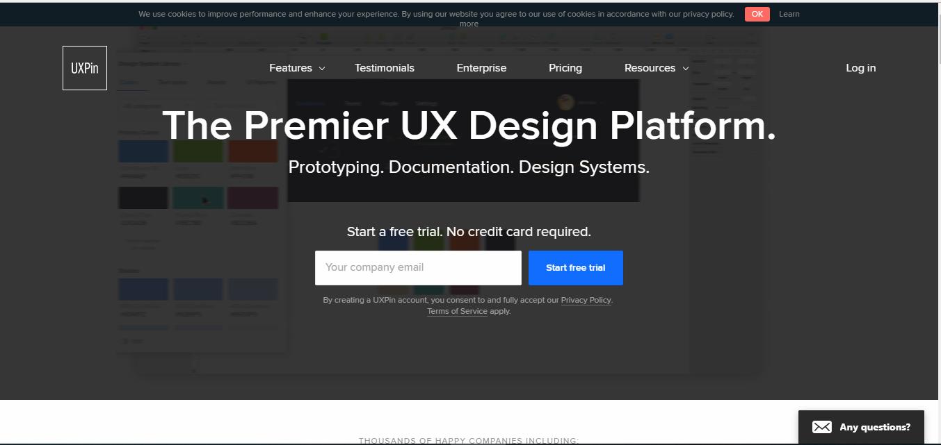 卓越的UX协同设计工具-UXpin