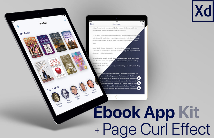 4.Ebook App Kit for Adobe AD