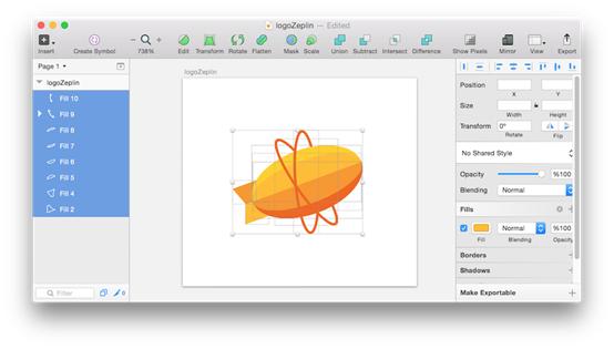 网页设计协同工具-Zeplin