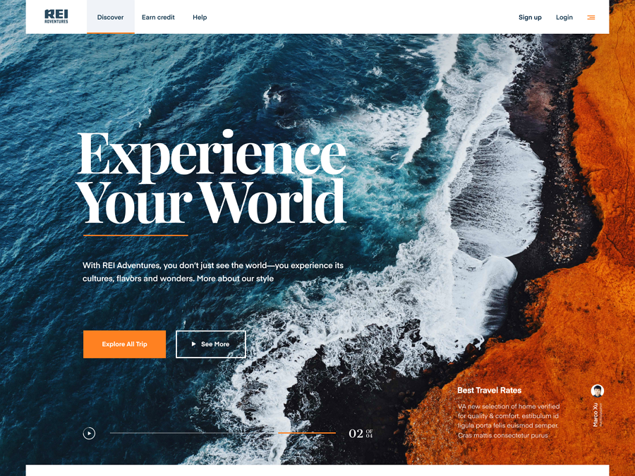 网页排版设计